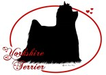 Yorkshire Terrier Silhouette