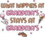 Stays Grandma's