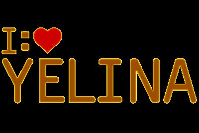 I Heart Yelina