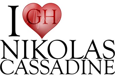 I Heart Nikolas Cassadine