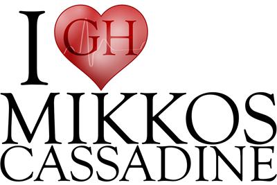 I Heart Mikkos Cassadine
