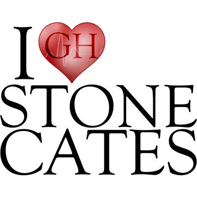 I Heart Stone Cates