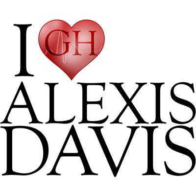 I Heart Alexis Davis