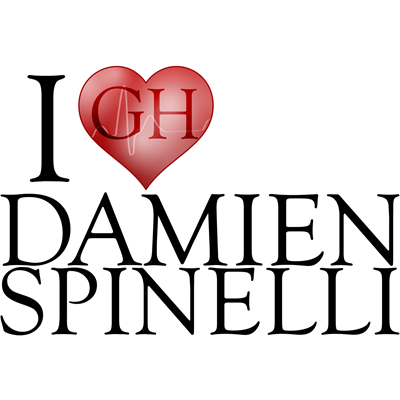 I Heart Damien Spinelli