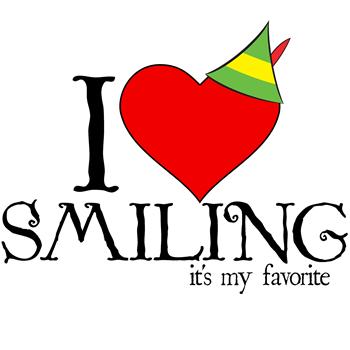 Elf - I Heart Smiling