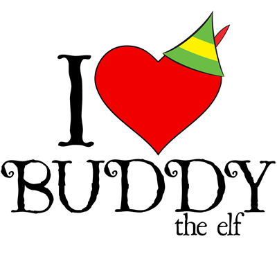 I Heart Buddy the Elf