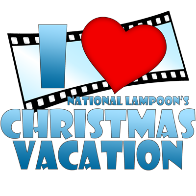 I Heart Christmas Vacation