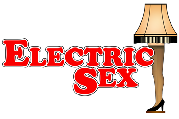 Electric Sex Leg Lamp 2