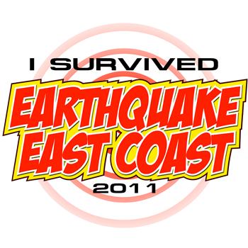 I Survived Earthquake East Coast 2011