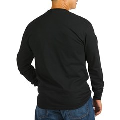 StarFleet Medical Long Sleeve Dark T-Shirt