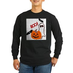 Halloween.jpg Long Sleeve Dark T-Shirt