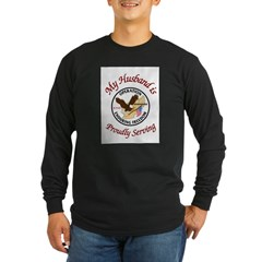 operation enduring freedom my Long Sleeve Dark T-Shirt