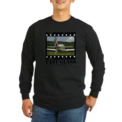Fast Glass Long Sleeve Dark T-Shirt
