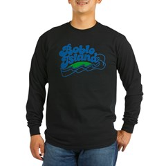 boblo Long Sleeve Dark T-Shirt