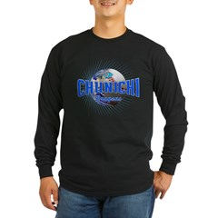 Chunichi Dragons Long Sleeve Dark T-Shirt