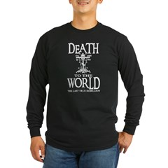 DTTW Long Sleeve Dark T-Shirt