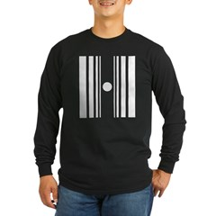Doppler Effect - Long Sleeve Dark T-Shirt
