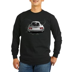 Exige Long Sleeve Dark T-Shirt