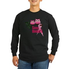 Hooters 2 Long Sleeve Dark T-Shirt