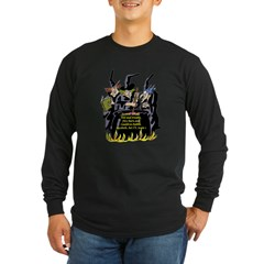 Macbeth1 Long Sleeve Dark T-Shirt