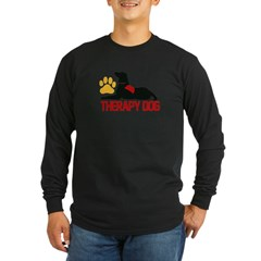 """Loyal"" Long Sleeve Dark T-Shirt"