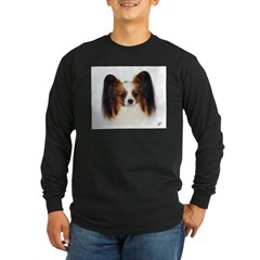 Papillon AC032D-056 Long Sleeve Dark T-Shirt