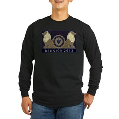 Grahm Junior College Reunion Store Long Sleeve Dark T-Shirt