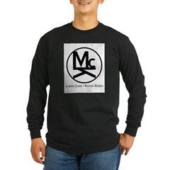 McKay brand Long Sleeve Dark T-Shirt