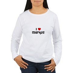I * Markus Women's Long Sleeve T-Shirt
