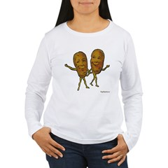 Potato Pals Women's Long Sleeve T-Shirt