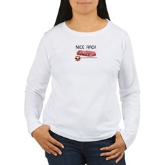 Rack/URL Women's Long Sleeve T-Shirt