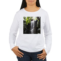 Waterfall Women's Long Sleeve T-Shirt