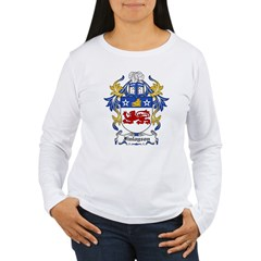 Finlayson Coat of Arms Women's Long Sleeve T-Shirt
