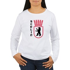 Berlin Cres Women's Long Sleeve T-Shirt