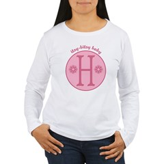 Baby H Women's Long Sleeve T-Shirt