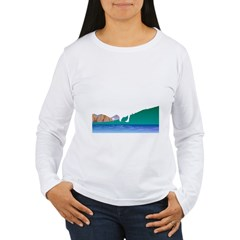 Golf Everywhere Women's Long Sleeve T-Shirt