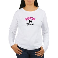 Eskie Mama Women's Long Sleeve T-Shirt