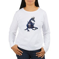 Blue Dragon Women's Long Sleeve T-Shirt