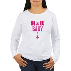 R&R Baby Women's Long Sleeve T-Shirt