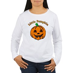 Little Pumpkin Women's Long Sleeve T-Shirt