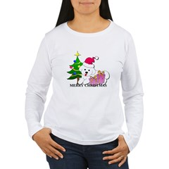 Bichon Frise Women's Long Sleeve T-Shirt