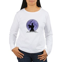 Samurai Spirit 1 Women's Long Sleeve T-Shirt