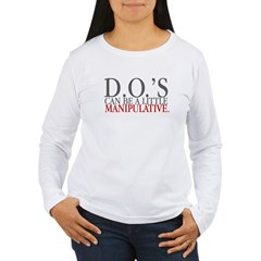 DO's can be a little manipula Women's Long Sleeve T-Shirt