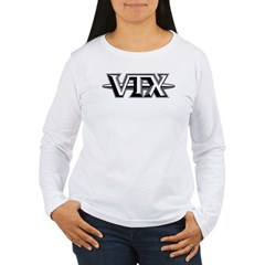 vtxletters Women's Long Sleeve T-Shirt