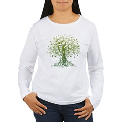 Yoga Women's Long Sleeve T-Shirt