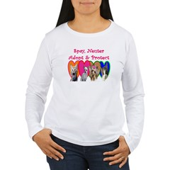 More Veterinary Women's Long Sleeve T-Shirt