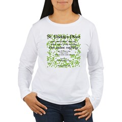 St. Paddy's Place Women's Long Sleeve T-Shirt