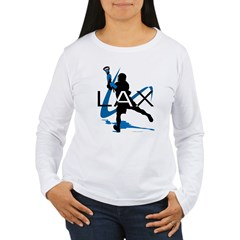 Lacrosse Women's Long Sleeve T-Shirt