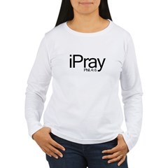 1ipray Women's Long Sleeve T-Shirt