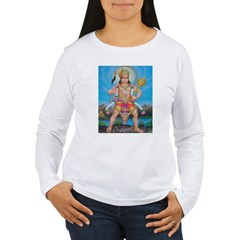 Jai Hanuman Women's Long Sleeve T-Shirt
